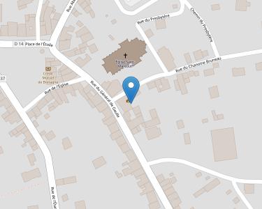 Adresse CCAS DE CARENTOIR
