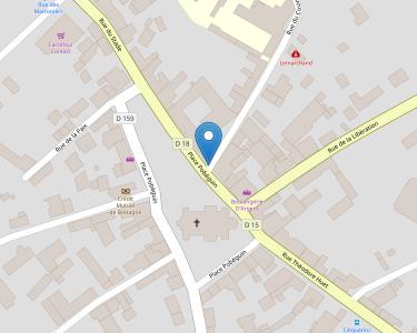 Adresse CCAS DE CLEGUEREC