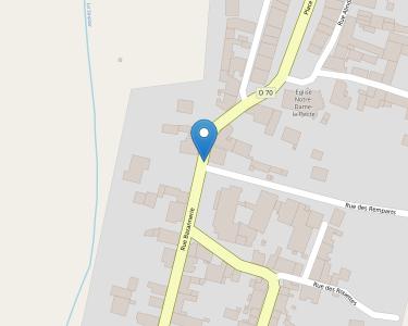 Adresse EHPAD DE CHATEAUMEILLANT