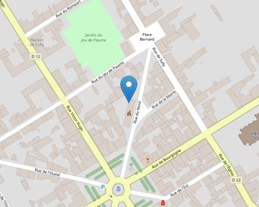 Adresse ADMR LA CHAPELLE/HENRICHEMONT