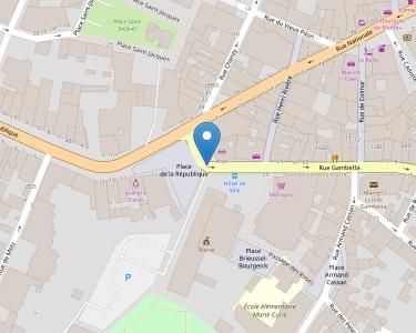 Adresse COMMUNE DE MANTES-LA-JOLIE