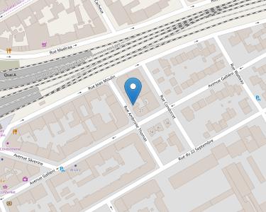 Adresse GCSMS LA CANOPEE