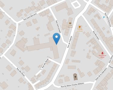 Adresse ASSOCIATION HOPITAL ST JOSEPH