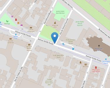 Adresse COMMUNE DE NEUILLY-SUR-SENE