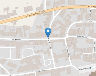 Adresse CTRE HOSPITALIER BOURBONNE-LES-BAINS