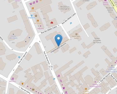 Adresse CCAS DE PONTARLIER
