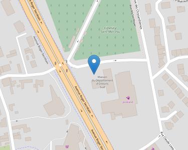 Adresse MDPH 45 - Loiret
