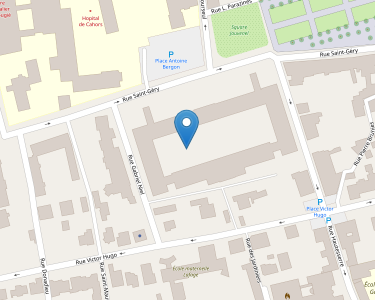 Adresse MDPH 46 - Lot