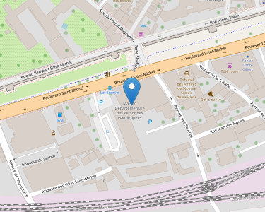 Adresse MDPH 84 - Vaucluse