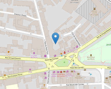 Adresse MDPH 87 - Haute-Vienne