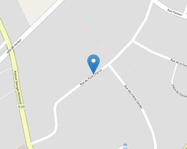 Adresse ASSOCIATION GESTIONAIRE DE LA MARPA