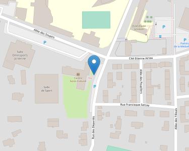 Adresse CENTRE SOCIO-CULTUREL DE LESNEVEN