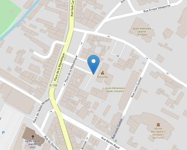 Adresse CCAS DE MONTVILLE