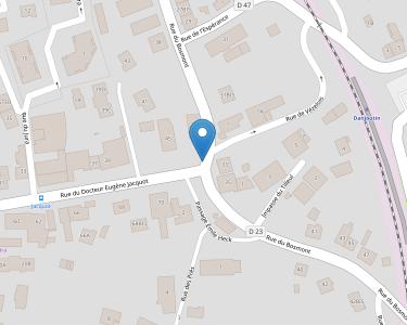 Adresse CENTRE CULTUREL