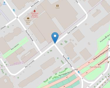 Adresse ASSOCIATION DES FOYERS DE PARIS 17°