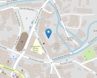 Adresse Caf des Vosges - MSAP de Raon-l'Étape