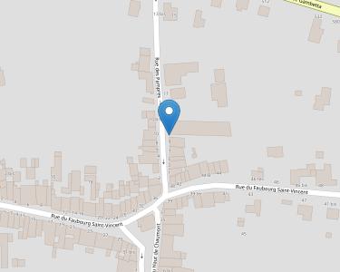 Adresse Caf des Vosges - Point relais de Mirecourt