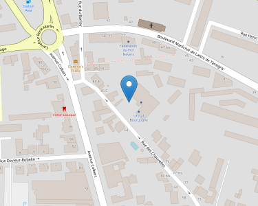 Adresse Caf de Nièvre - Siège de Nevers