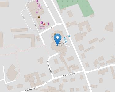 Adresse Caf de Manche - Point relais de Granille