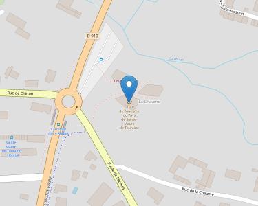 Adresse Caf d'Indre-et-Loire - MSAP de Sainte-Maure-de-Touraine
