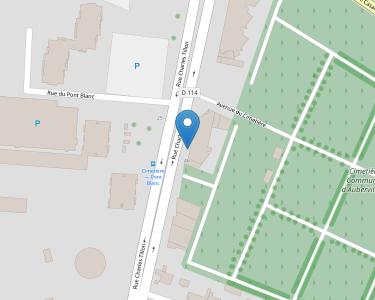 Adresse Caf de la Seine-Saint-Denis - accueil d'Auberilliers