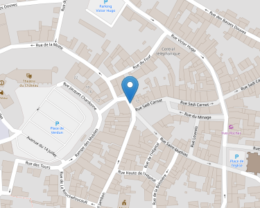Adresse Caf de Charente - Accueil de Barbezieux