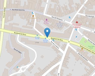 Adresse Caf de Charente - Siège d'Angoulême
