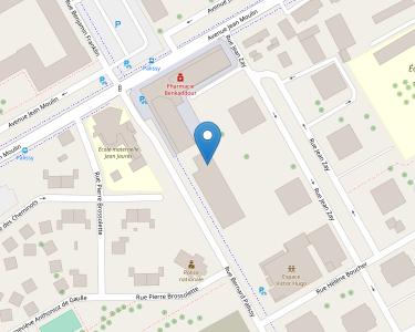 Adresse Caf de l'Aube - Point relais de La Chapelle-Saint-Luc