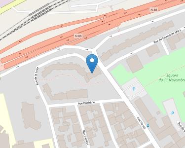 Adresse Caf de Loire - Point relais de Firminy