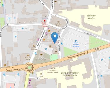 Adresse Caf de Loire-Atlantique - Point relais de Nort-sur-Erdre