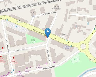 Adresse Caf des Bouches-du-Rhône - Point relais d'Aubagne
