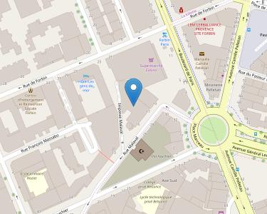 Adresse Caf des Bouches-du-Rhône - Point relais de Marseille - Centre - Malaal