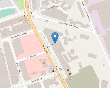 Adresse Caf des Bouches-du-Rhône - Point relais de Marseille - Nord - Saint-Louis