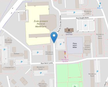 Adresse Caf de Meurthe-et-Moselle - Point relais de Toul