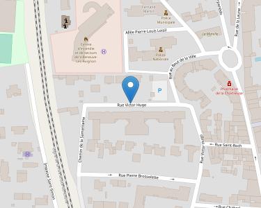 Adresse Caf du Gard - MSAP de Villeneue-lès-Aignon