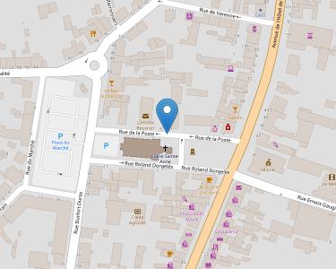 Adresse Caf de Loir-et-Cher - accueil de Lamotte-Beuron
