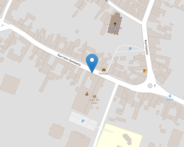 Adresse Caf du Pas-de-Calais - Point relais de Dourges