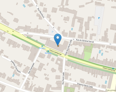 Adresse Caf de Charente-Maritime - Accueil de Saintes