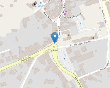 Adresse Caf de Charente-Maritime - MSAP de Montendre