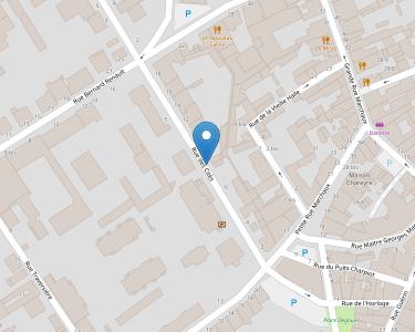 Adresse Caf de Saône-et-Loire - Point relais d'Autun