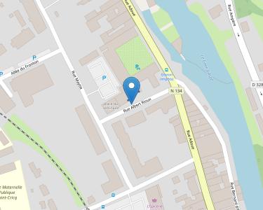 Adresse Caf de Béarn-et-Soule - Point relais d'Oloron-Sainte-Marie