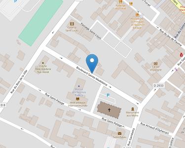 Adresse Caf du Pays Basque et du Seignanx - Point relais de Saint-Palais