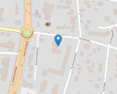 Adresse Caf des Yelines - Point relais des Mureaux