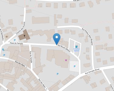 Adresse Caf de Drôme - Point relais de Crest