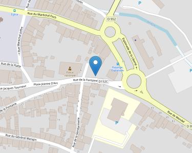 Adresse Caf de Moselle - MSAP de Forbach
