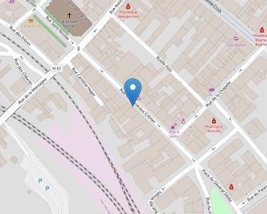 Adresse Caf de Moselle - Point relais de Sarreguemines