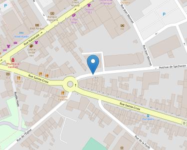 Adresse Caf de Moselle - Point relais de Forbach