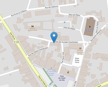 Adresse Caf de Haute-Saoie - Point relais de Bonneille