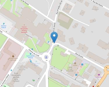 Adresse Caf de Haute-Saoie - Point relais de Saint-Julien-en-Geneois
