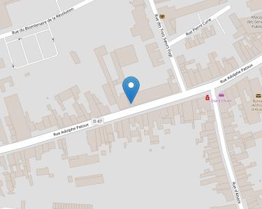 Adresse Caf du Nord - MSAP d'Aniche